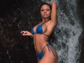 Sandra Martínez, la bomba sexy de Venezuela
