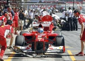 Alonso, con un tiempo muy discreto, acaba decimocuarto y Button se hace con el mejor crono