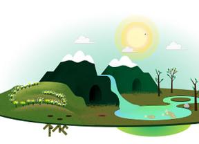 El Día de la Tierra también tiene su propio 'doodle'