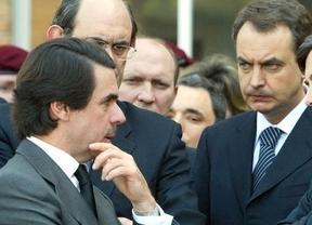 Interior pisotea la imagen de los ex presidentes: insinúa que Aznar y Zapatero no fueron al acto del 11-M por falta de interés