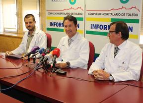 El Hospital de Toledo resta importancia al incendio y agradece la colaboración de pacientes, familiares y sanitarios