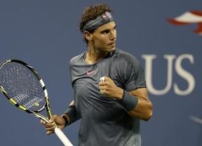 Open USA: Nadal no sólo vence, sino que lo hace con grandes palizas (6-2, 6-1 y 6-0 a Dutra)