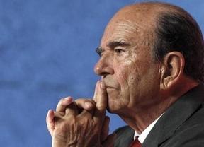 Botín prevé que el beneficio por acción suba un 10% hasta 2014