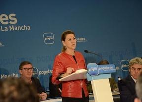 Cospedal recuerda que España 'se juega mucho' en las Elecciones Europeas