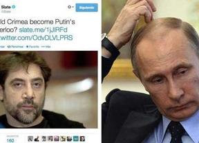 Del Llamazares-Laden al Bardem-Putin