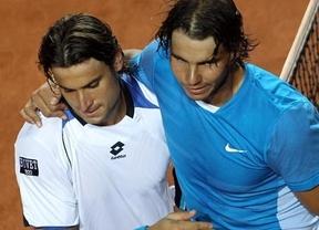 Ferrer continúa por delante de Nadal en una lista ATP que sigue dominando 'Superdjokovic'