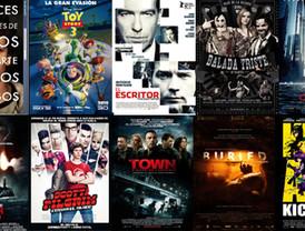 Las 10 mejores películas de 2010