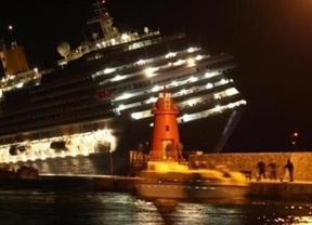 Casi un nuevo 'Titanic': 3 muertos y 30 heridos al naufragar un crucero de lujo en Italia