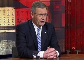 Los políticos alemanes sí dimiten: el presidente Christian Wulff se marcha sólo por ser investigado