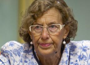 Podemos apuesta por la ex magistrada de 70 años Manuela Carmena para aspirar a la Alcaldía de Madrid