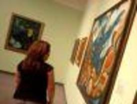 En el Museo de Bellas Artes