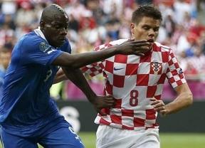 80.000 euros de multa para Croacia por los cánticos racistas en el partido contra Italia