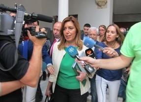 Susana Díaz salva la crisis del gobierno andaluz cediendo parcialmente ante IU
