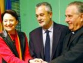 Convenio entre la Junta de Andalucía y CajaSur