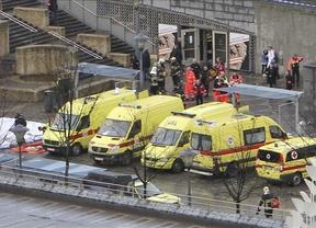 Bélgica, conmocionada por un atentado que deja ya 4 muertos y 123 heridos