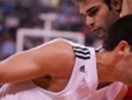 El Real Madrid de baloncesto sigue sin dar la talla en Europa y cae ante el Olympiacos