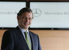 Eduardo García-Oliveros, consejero delegado de Comercial de Mercedese-Benz