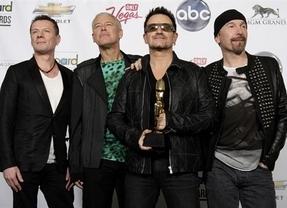Bono de U2 teme no poder volver a tocar la guitarra nunca más
