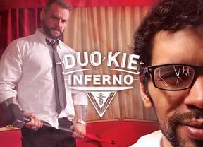 Duo Kie mezcla estilos en 'Inferno' para crear el mejor rap
