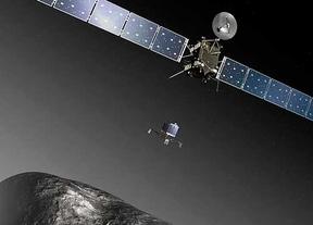 El cometa en el que aterrizó Philae no está magnetizado