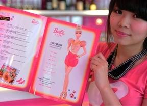 Barbie abre su primer café temático en Taiwan