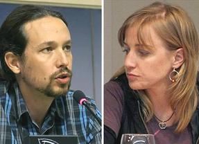 El (supuesto) gran plan de asalto a la izquierda nacional de la pareja Pablo Iglesias-Tania Sánchez