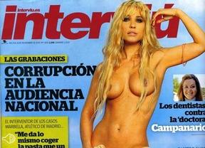 Carla Hidalgo Desnuda Enseña Sus Cartas En Interviú