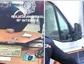 El atracador de la oficina de CAJAMAR de LOS DOLORES, detenido y enviado a prisión.