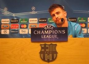 Horario dónde ponen AC Milan - Barça: Piqué pide que se confíe en la remontada en Champions (20:45, La1 TVE)