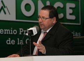 Antonio Lara Carretero, elegido mejor vendedor de la ONCE 2013 en Castilla-La Mancha