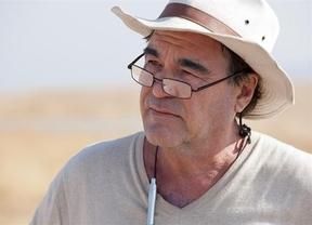 El director Oliver Stone, Premio Donostia del Festival de cine de San Sebastián