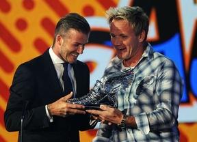 La 'pesadilla en la cocina' de David Beckham se llamará 'Union Street Café'