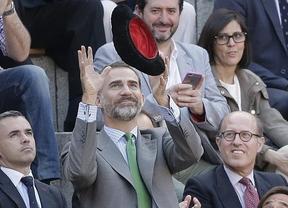 Tres brindis para el Rey en Las Ventas