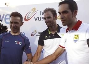 Contador apuesta por Froome como favorito par una Vuelta que adelanta que el correrá sin opciones