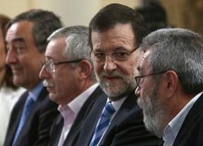Rajoy se entrevistará el lunes con los agentes sociales con motivo de la próxima Cumbre Europea