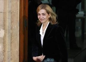 La Infanta Cristina se marcha a toda prisa de los juzgados tras negarse a responder a los abogados de las acusaciones populares