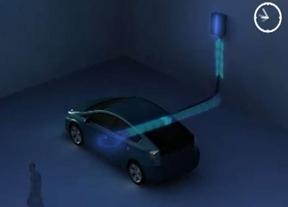 Los coches eléctricos se podrán cargar... ¡sin enchufes!