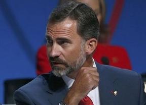 Un don Felipe espectacular realzó la candidatura de Madrid, que ya tiene