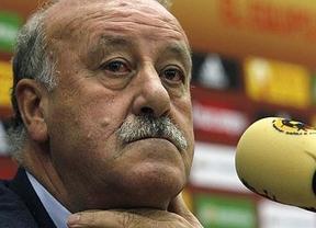 Salomónico Del Bosque: para el amistoso contra Venezuela llamará a 22 jugadores para contentar a todo el mundo