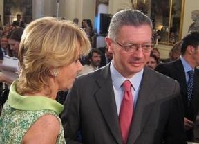 Enganchada interna en Génova al reclamar Aguirre que el Gobierno cese al juez español que votó a favor de tumbar la 'doctrina Parot'