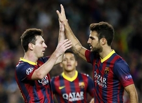 Copa del Rey: 'Supermessi' vuelve dos meses después para el Barça-Getafe, que se pierde Neymar