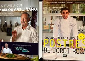 Los chefs más populares publican sus recetas más personales