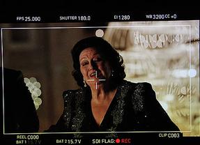 Montserrat Caballé se ve 'horrorosa' en el anuncio de la Lotería de Navidad