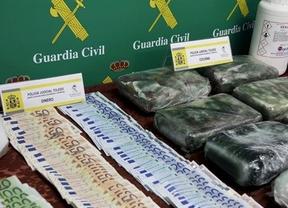 Ya son 15 los detenidos por tráfico de cocaína en varias provincias castellano-manchegas