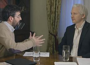 Assange, a Jordi Évole: 'Se están encontrando maneras para hacer que todo sea clasificado y esconderlo al público'