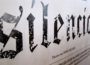 El equipo de la película 'Silencio', Tamborilero del Año 2014 en Hellín
