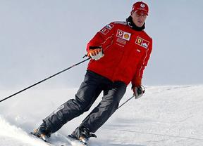 'Señales alentadoras' de que Schumacher, cuyo estado no es vegetativo, empieza a salir del coma