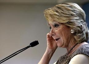 Aguirre, ya fuera de la política activa, da un repaso a España en una tarde...