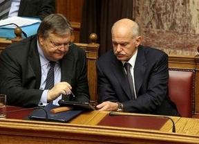 Papandreu envió el martes una carta a los líderes europeos justificando su 'estrategia consultiva'