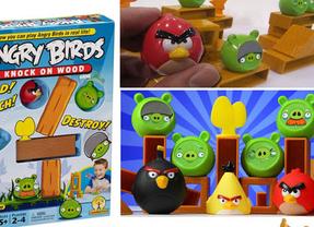 'Angry Birds' ya tiene juego de mesa